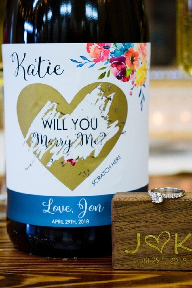 Beach Proposal Ideas Message In A Bottle Creative Bottle Will You Marry Me Ideas For Inspiration