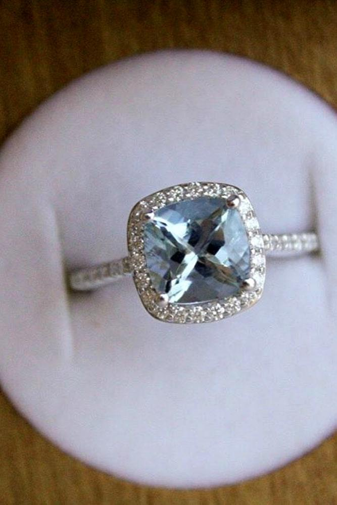 brilliant earth aquamarine halo white gold engagement ring