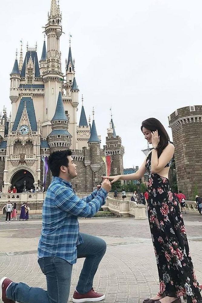 disney proposal for real princess