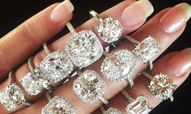 how to choice engagement rings