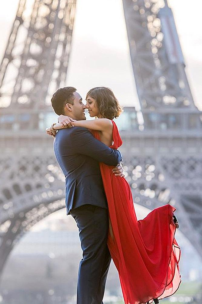 love quotes for her engaged couple romantic paris