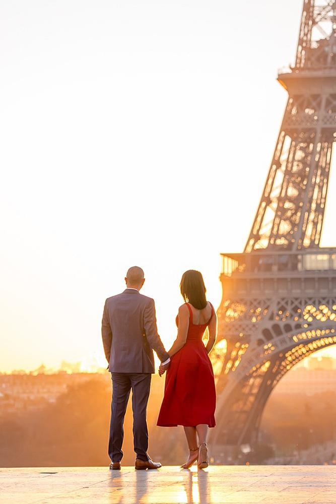 love quotes for her sunset paris romantic