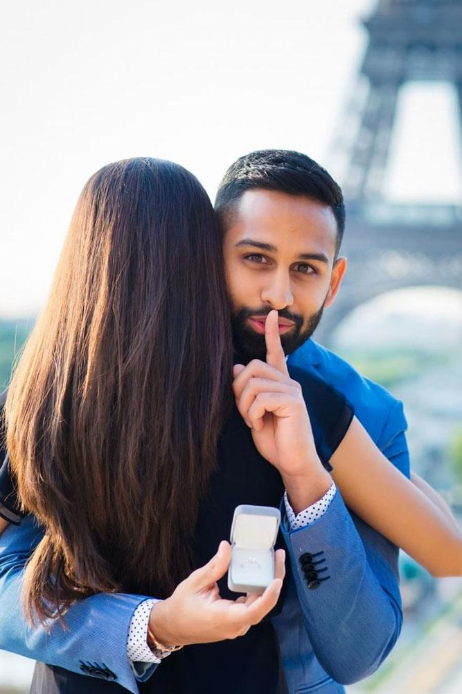 paris proposals for a nice girl