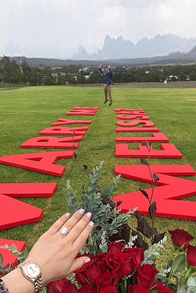 proposals letters romantic engagement