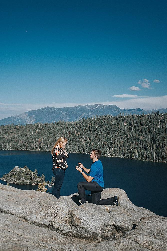 wedding proposal ideas beautiful view nature