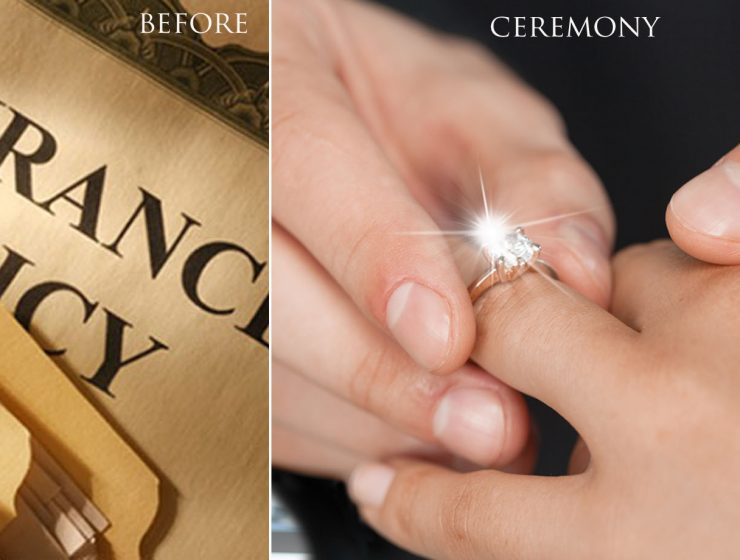 wedding ring ceremony rules 1