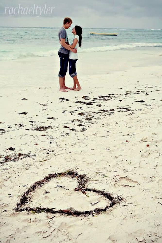 beach proposal ideas heart on the sand beach proposing