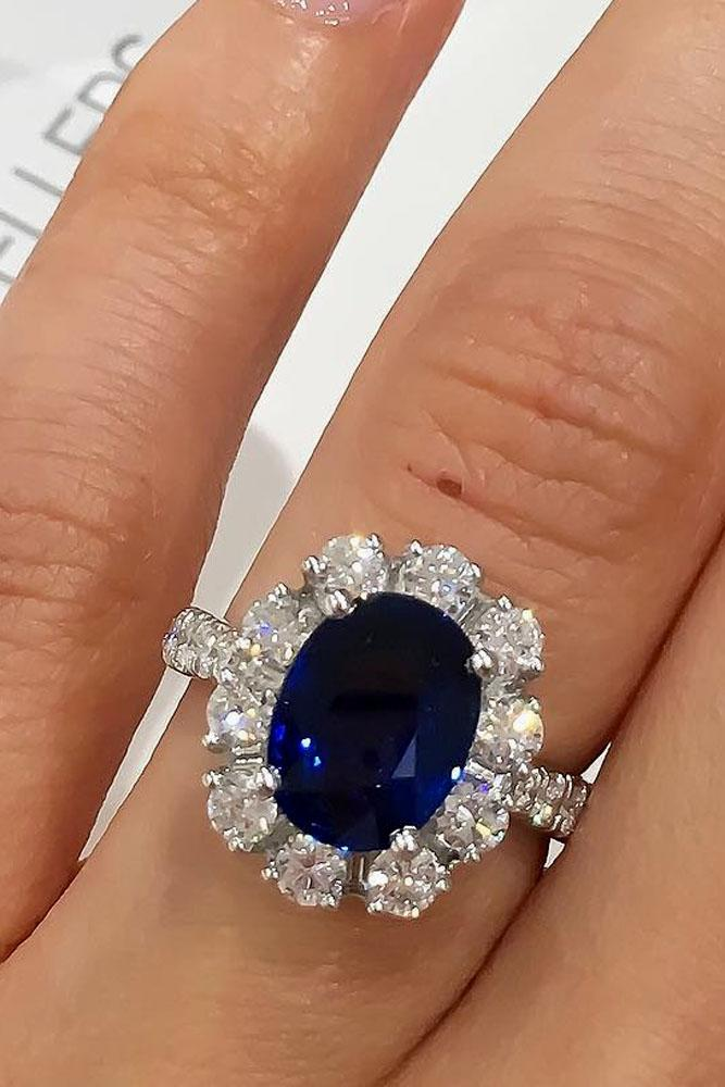 aqua ring quise purple cut white engagement pave ine diamond vintage style blue carat antique gold tanzanite unusual for ruby rings light stone sapphire clear oval princess halo