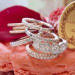 stackable rings set