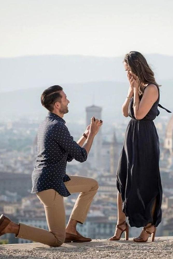 summer proposal ideas in florence