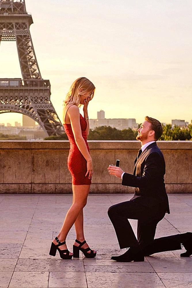 summer proposal ideas in paris