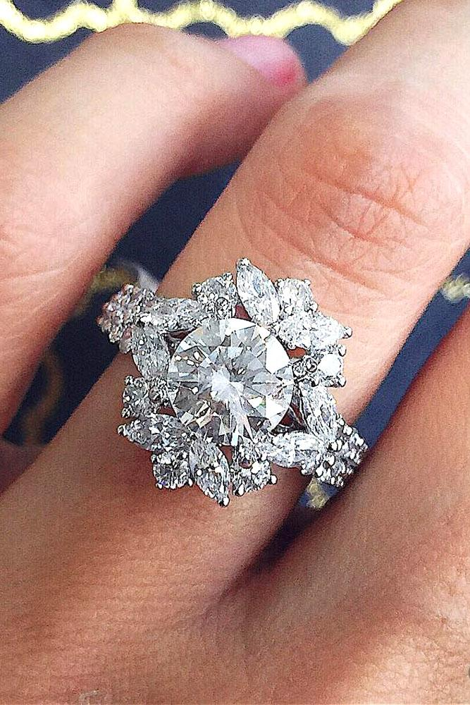 ring on wedding rings unique ideas diamond best jewellery pinterest designs engagement