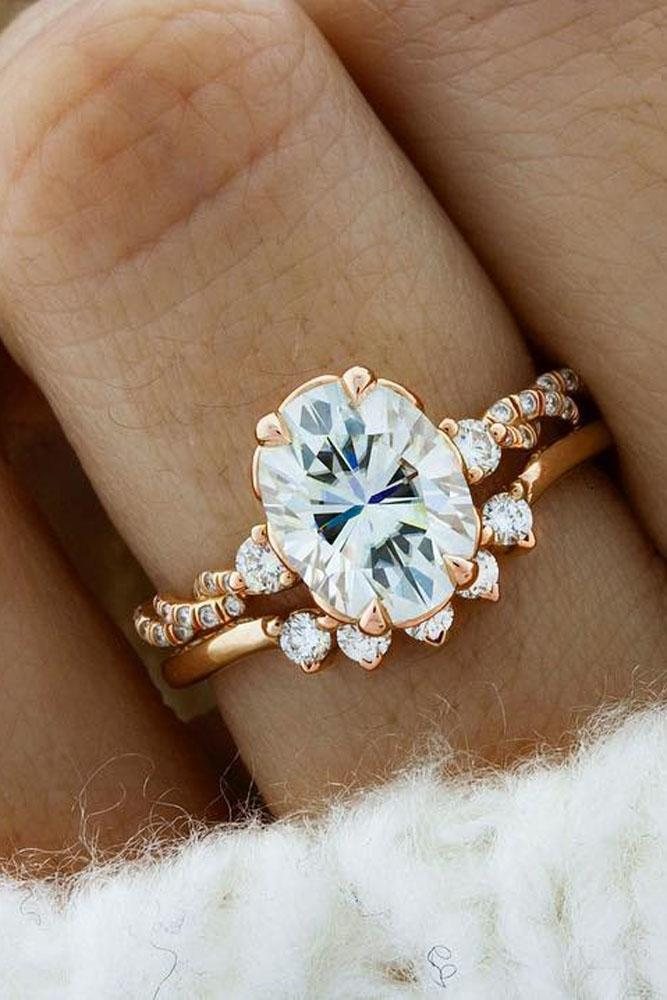 21 Sophisticated Vintage Engagement Rings To Prove Your