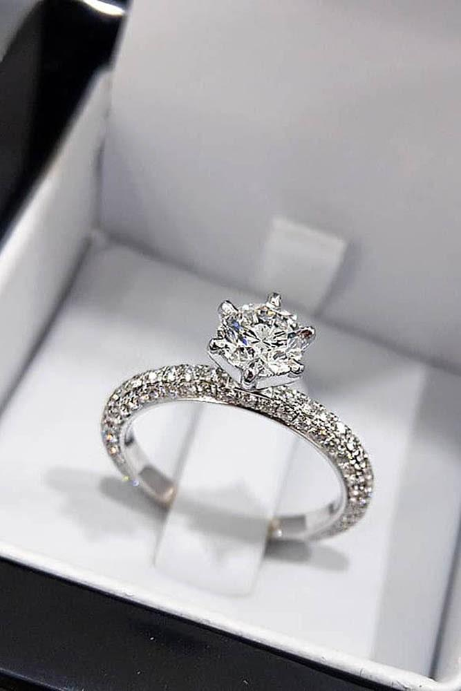 best engagement rings white gold engagement rings simple engagement rings round engagement rings