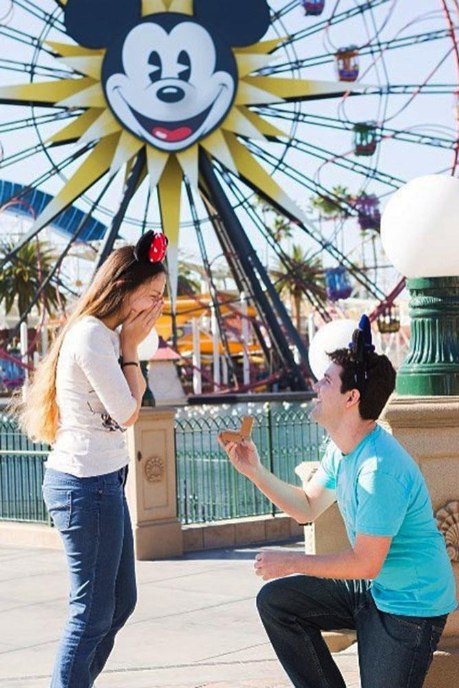 Disney proposals ferris wheel