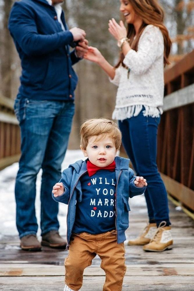 engagement photo ideas tender proposal ideas with children will you marry daddy