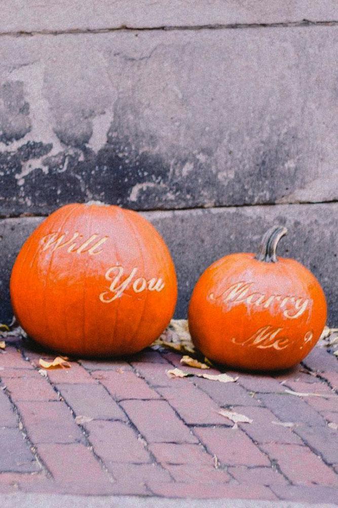 fall proposal ideas pumpkin proposal idea