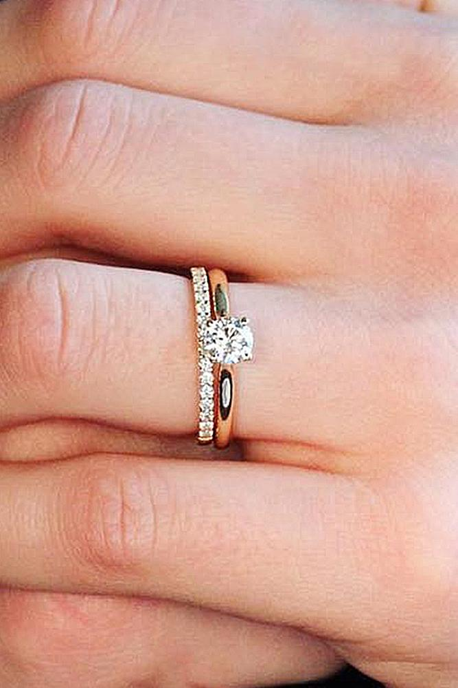 36 Round Engagement Rings Timeless Clic And Not Only Oh So