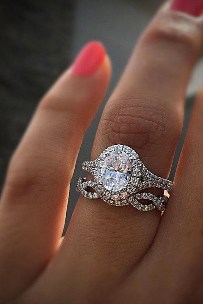 21 Unique Wedding Rings For Somebody Special | Oh So Perfect Proposal