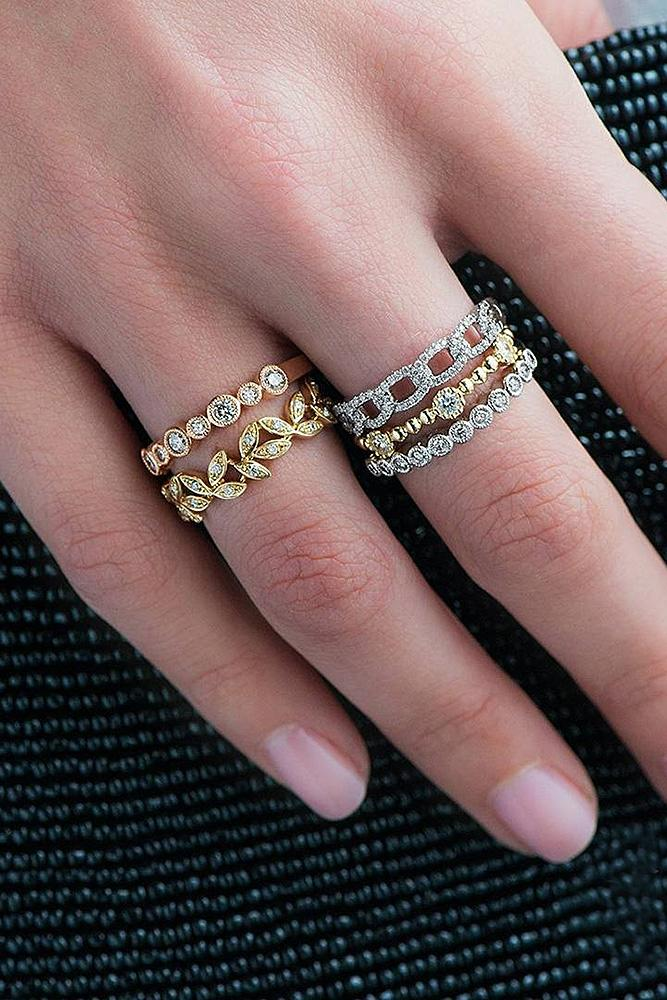 21 Vintage Wedding Bands For Sophisticated Brides | Oh So Perfect ...