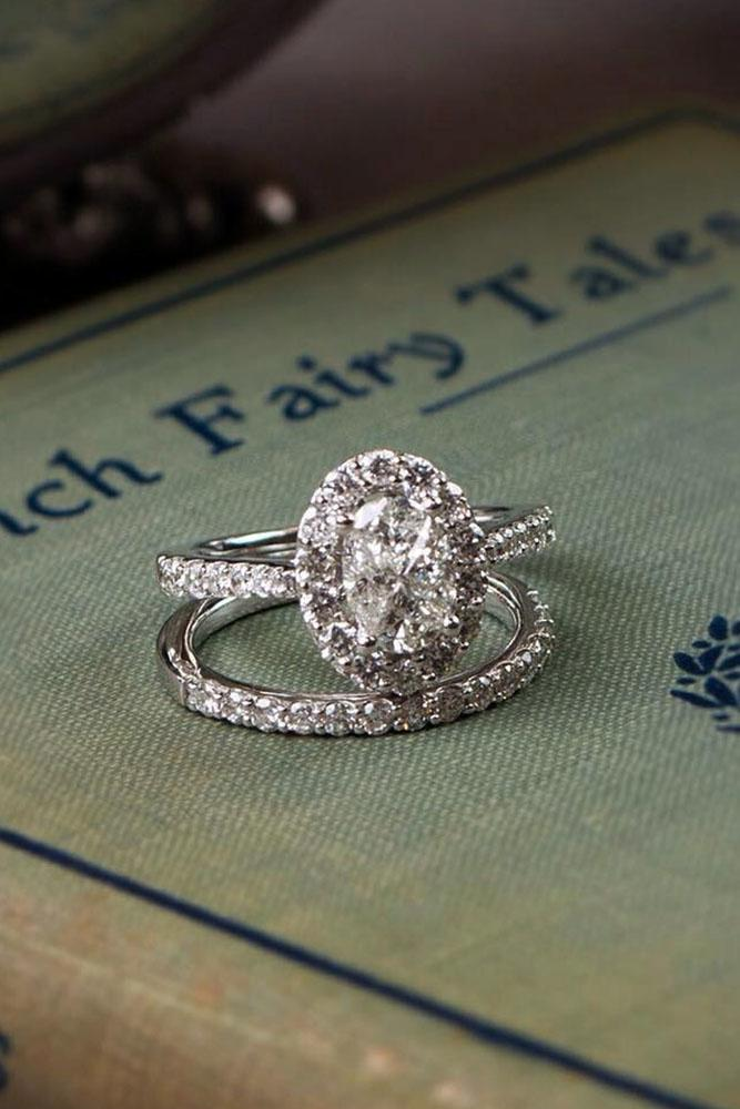 21 Uncommonly Beautiful Diamond Wedding Rings Oh So