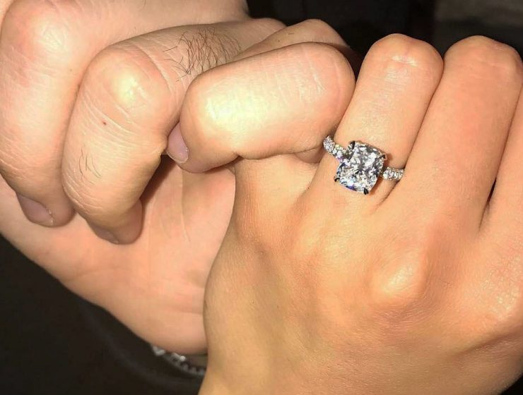 marriage proposal nice engagement photos