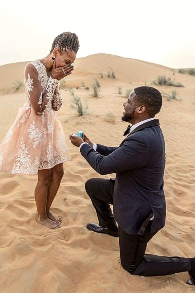 Marriage Proposal Sand Engagement Ideas