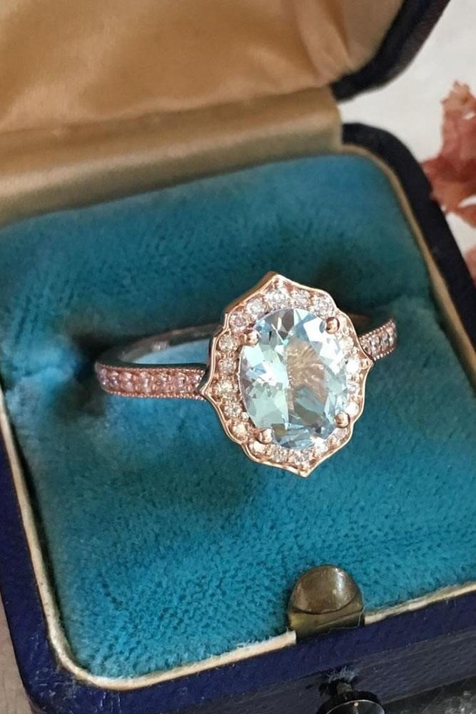 30 oval engagement rings that every girl dreams oh so