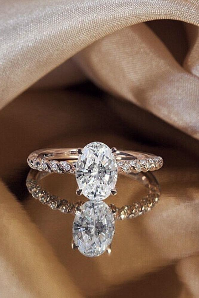 36 Oval Engagement Rings That Every Girl Dreams Oh So Perfect Proposal