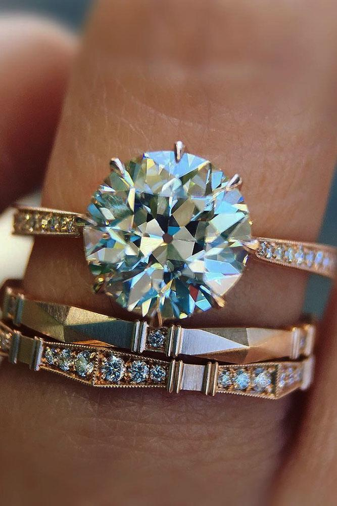 30 Perfect Solitaire Engagement Rings For Women Oh So