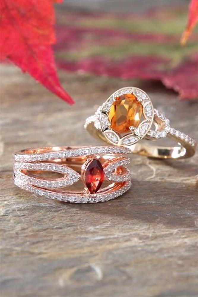zales engagement rings gemstones halo pave band rose yellow gold