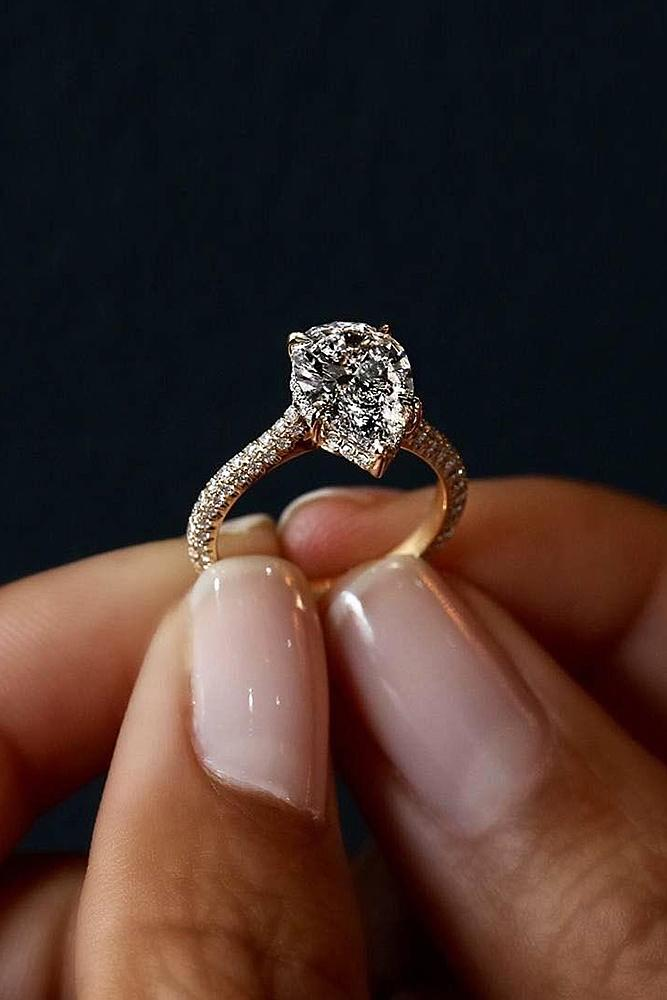 gorgeous wedding rings Wedding Decor Ideas