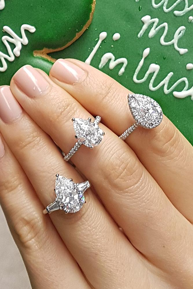 moissanite vintage cut round gemstones ring miss hi il puff with jewellery ringmoissanite floral rings halo beautiful fhqd engagement bridal