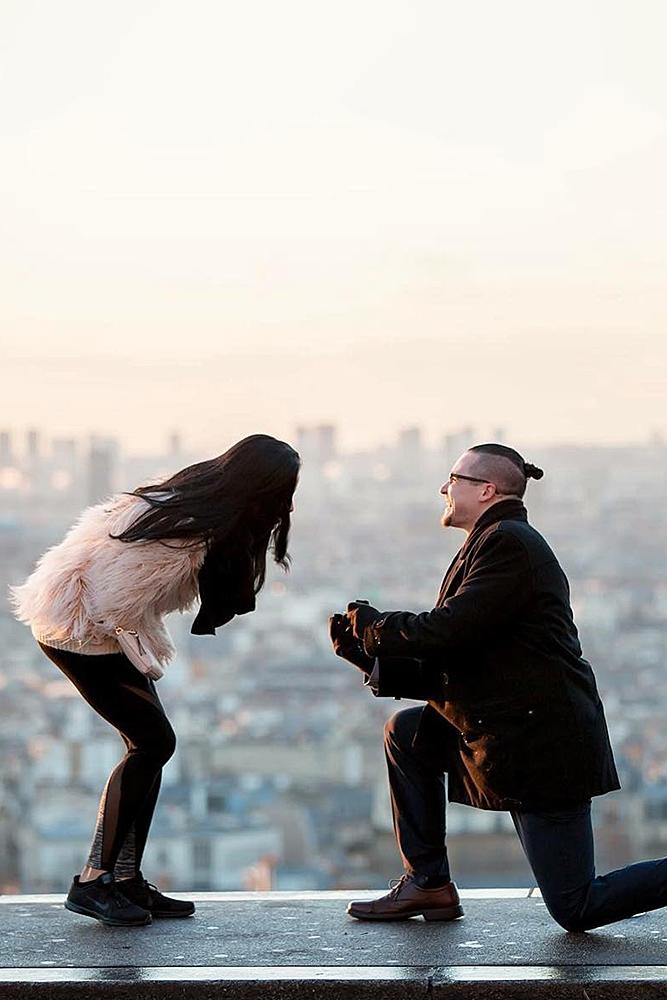 best proposal ideas beautiful couple propose
