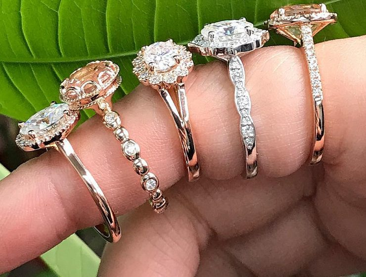engagement rings styles gold featured