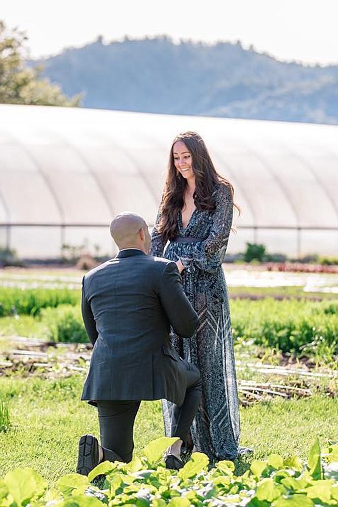 best proposals nature proposal couple