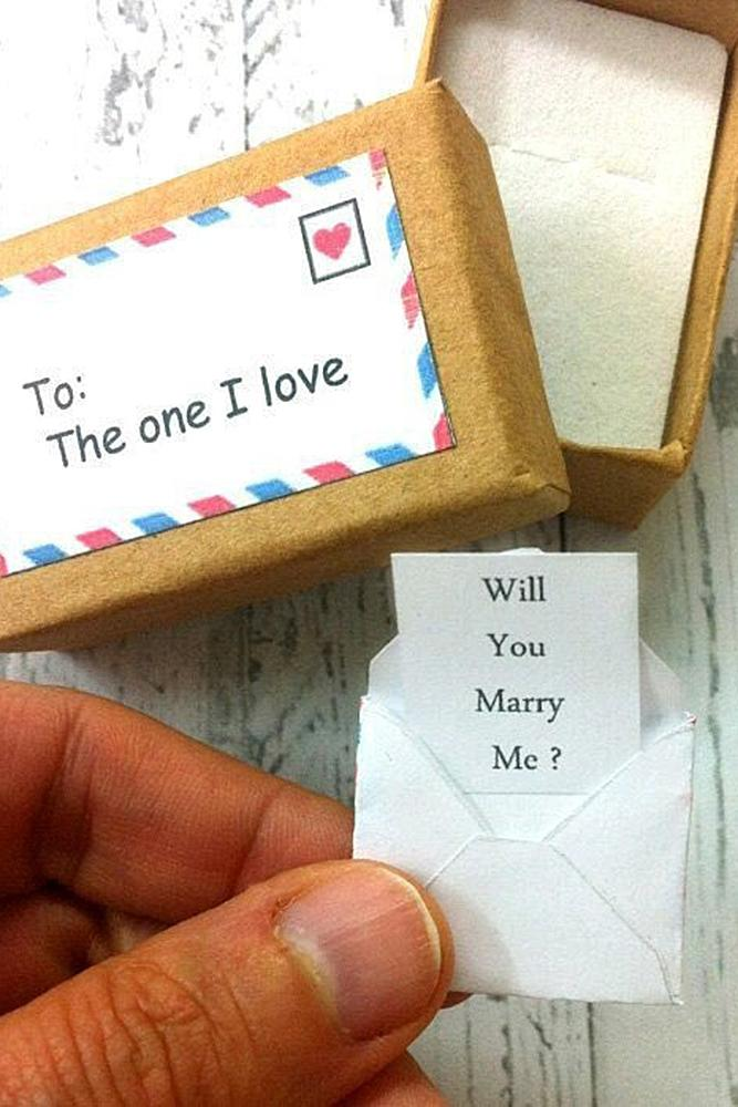 creative proposal ideas new year propose