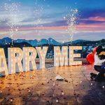 creative proposal ideas man propose a woman