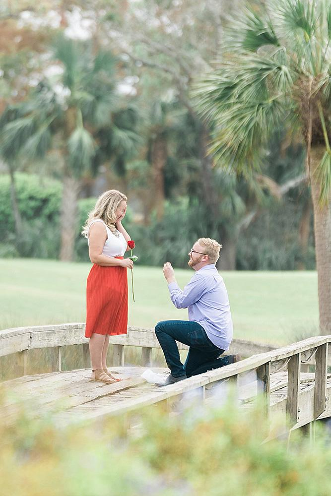 creative proposal ideas romantic engagement at the park