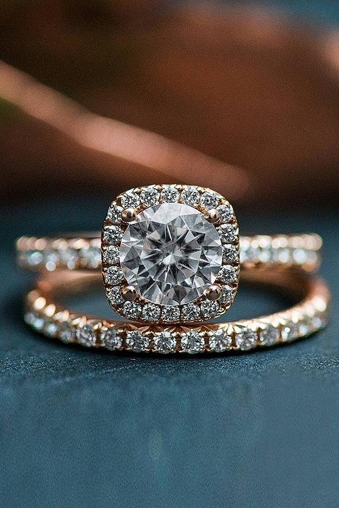 18 Beautiful Wedding Ring Sets For Your Girl Oh So