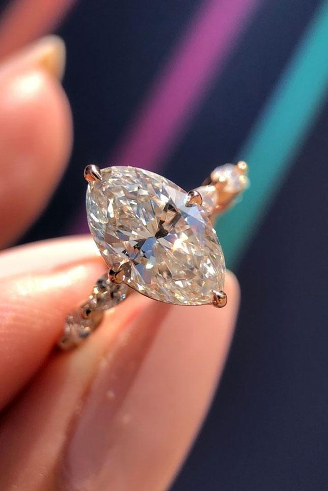 best engagement rings marquise cut engagement rings simple engagement rings