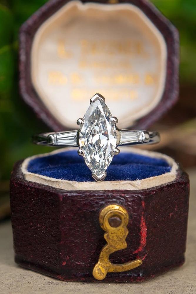 bestengagement rings marquise cut engagement rings solitaire engagement rings white gold engagement rings