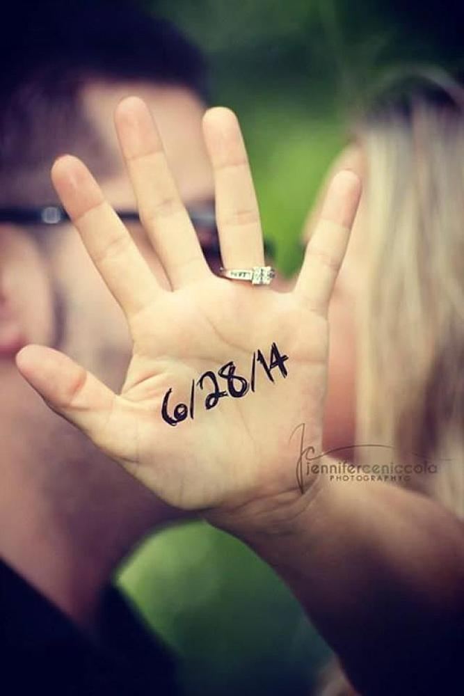 save the proposal date date hands couple love