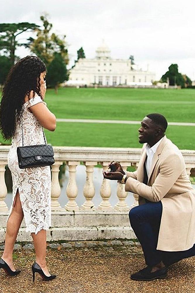 unique proposal ideas man propose woman engagement
