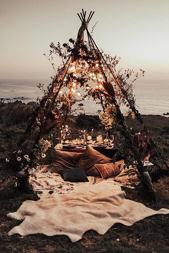 unique proposal ideas outdoor nature