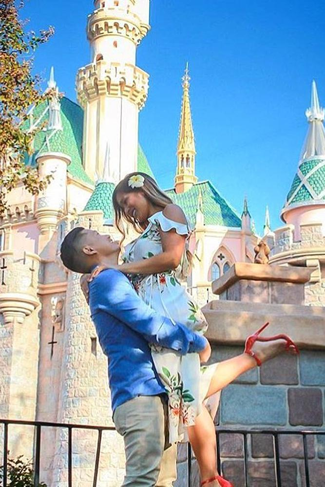 Disney proposal ideas couple romantic love engaged