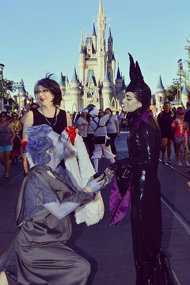 Disney proposal ideas csoplay couple funny