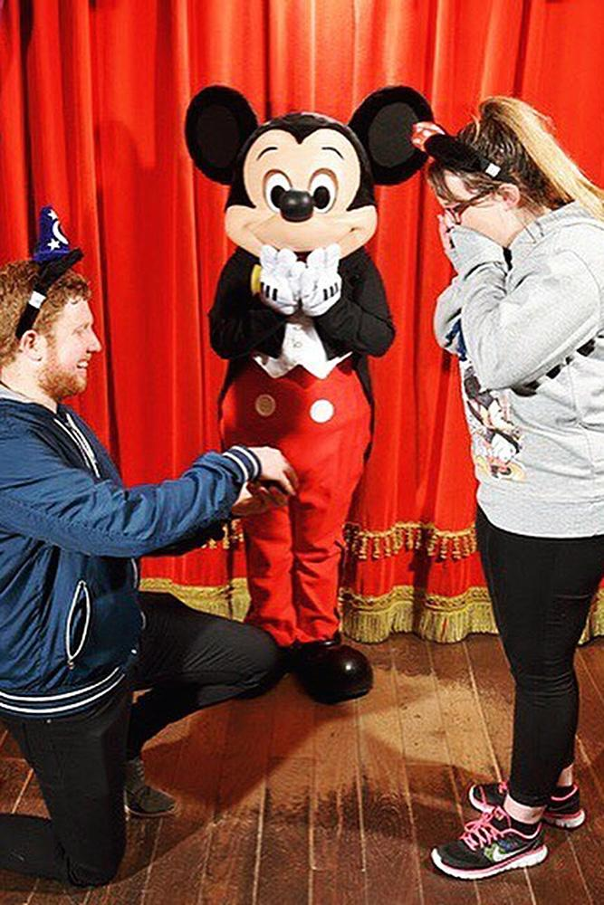 Disney proposal ideas mikey mouse proposal funny