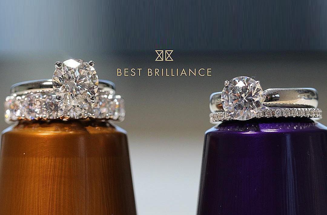33 Inspiring Best Brilliance Wedding Ring Sets Oh So