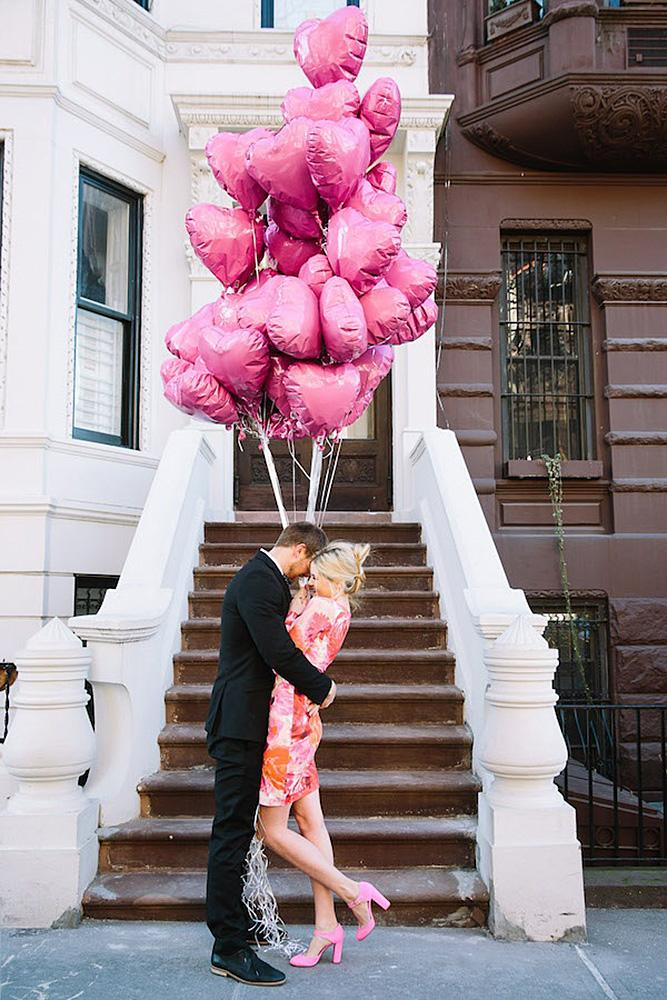 valentines day proposal balloons